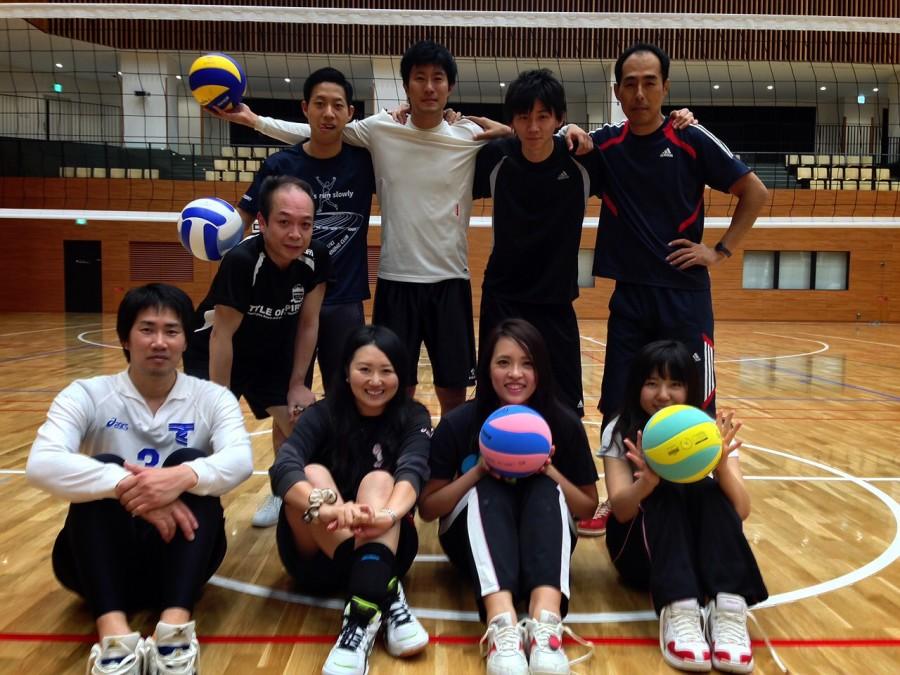 TSUZUKI Volleyball-TEAM