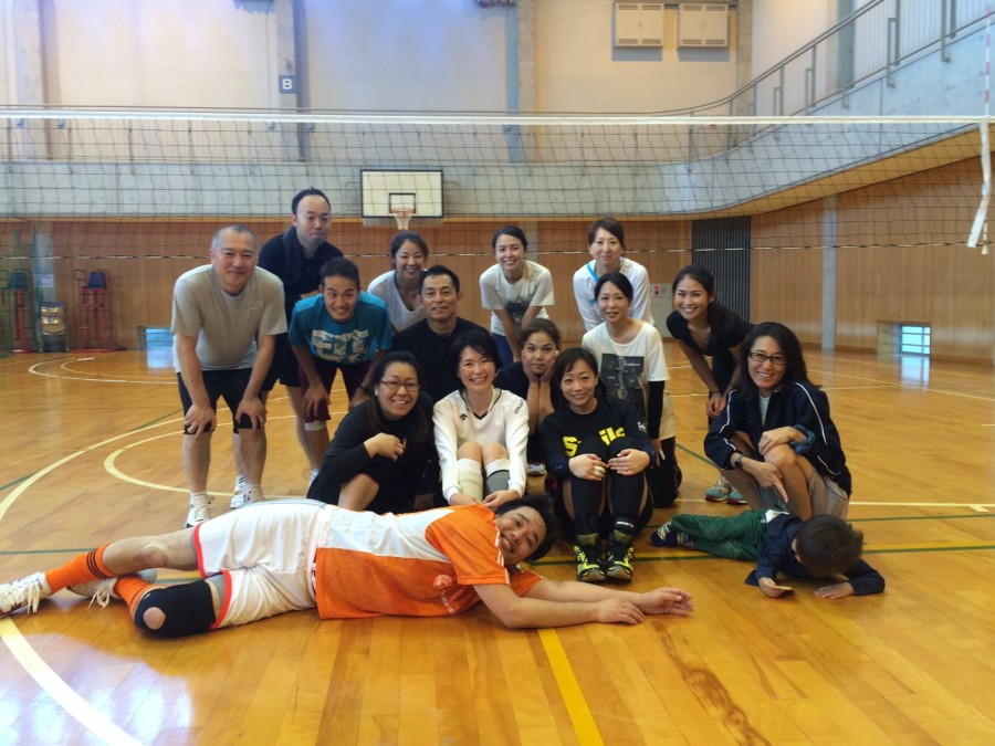 Thomson Reuters Volleyball Team